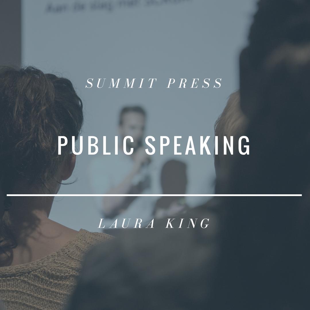 Public Speaking Hypnosis Script 3585 – Laura King Hypnosis