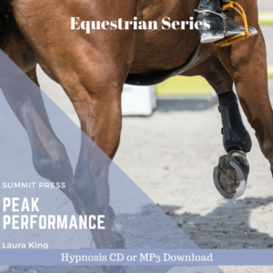 Peak Performance for the Equestrian