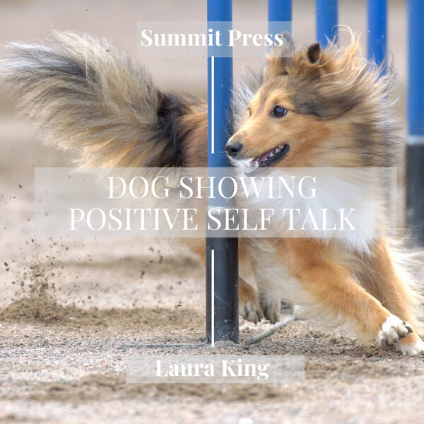 Positive Self Talk Dog Showing Hypnosis MP3 or CD